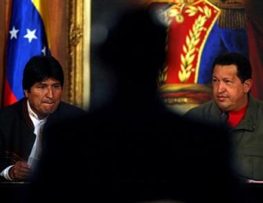 فنزويلا وبوليفيا تقطعان علاقاتهما الدبلوماسية مع إسرائيل