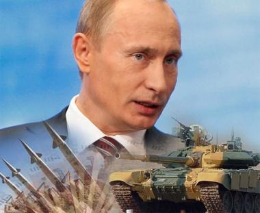 بوتين: الجيش الروسي سيحصل على 125 مليار دولار لاعادة تسليحه
