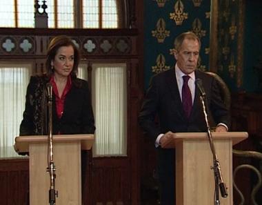 مساعي موسكو واثينا لاستئناف عمل منظمة الامن والتعاون الاوروبي في جورجيا واوسيتيا الجنوبية