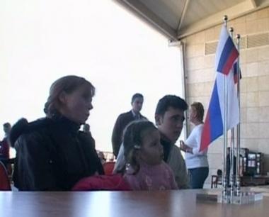 إجلاء دفعة جديدة من المواطنين الروس من غزة