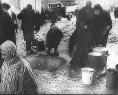 الذكرى 65 لحصار لينينغراد
