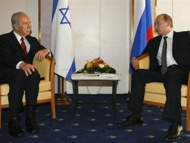 بوتين: يعرب عن تفاؤله لوقف اطلاق النار في غزة