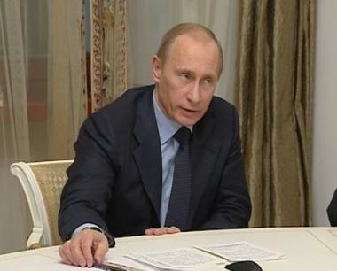 بوتين:التحضير لأولمبياد سوتشي يجري وفق الجدول