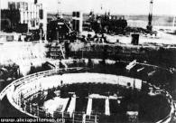 مفاعل تموز النووي قبل تدميره من قبل اسرائيل