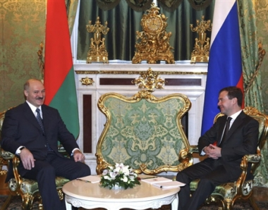 توقيع اتفاقية اقامة منظومة الدفاع الجوي الموحدة بين روسيا وبيلوروسيا