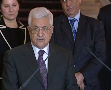 عباس يعلن عن شروطه للدخول في مصالحة وطنية