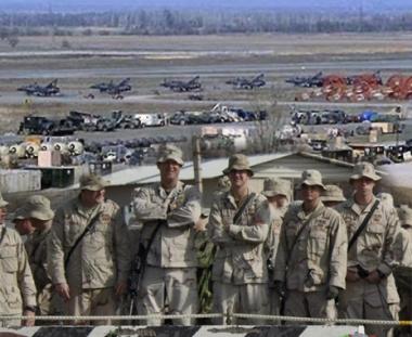 قرغيزيا تعول على انسحاب القوات الامريكية من ماناس في موعد محدد