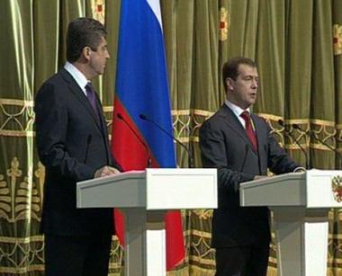 مدفيديف: انا على ثقة ان عام بلغاريا في روسيا سيكون ناجحا كما عام روسيا في بلغاريا في 2008