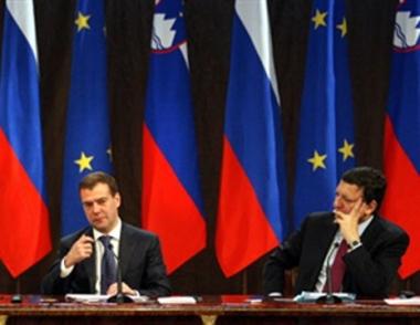 روسيا والإتحاد الأوروبي يبحثان تشكيل منظومة جديدة للأمن في أوروبا