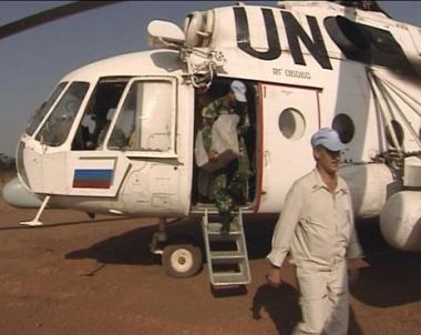 روسيا ترسل وحدة جوية إلى السودان