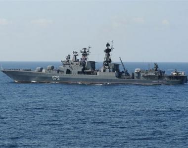 روسيا ترفض ادعاء تورط سفنها في تلويث مياه المحيط الأطلسي