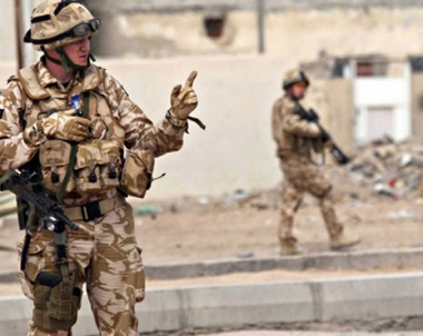 القوات البريطانية تغادر العراق هذا العام