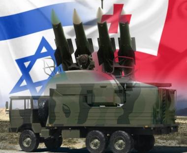 اسرائيل تواصل بيع الأسلحة لجورجيا