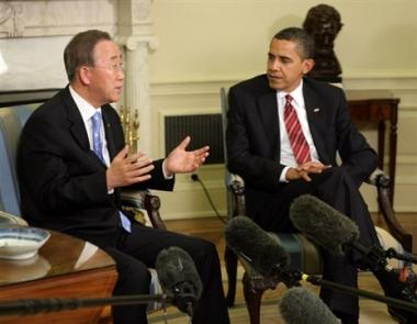 أوباما: طرد المنظمات الإنسانية من السودان