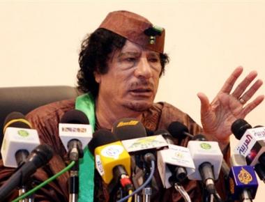 انسحاب المعارضة الموريتانية من لقاء مع القذافي