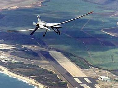 مقاتلات التحالف الدولي تسقط طائرة إيرانية بدون طيار فوق الأراضي العراقية