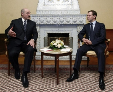 بيلوروسيا تؤيد الاقتراح الروسي الداعي الى إعادة هيكلة النظام المالي العالمي
