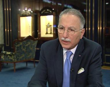 إحسان أوغلو: اللقاء مع الرئيس الروسي كان بناء وإيجابيا
