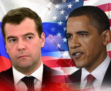 الرئيسان الروسي والامريكي يناقشان موضوع معاهدة الاسلحة الاستراتيجية الهجومية