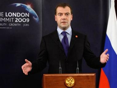 مدفيديف : روسيا لاتفهم لماذا يعكف الناتو على ضم أعضاء جدد