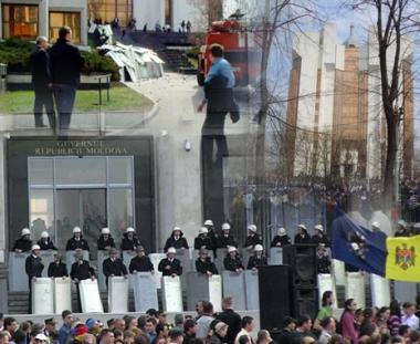 مدفيديف: ما حدث في مولدافيا بعد اعلان نتائج الانتخابات عمل بشع