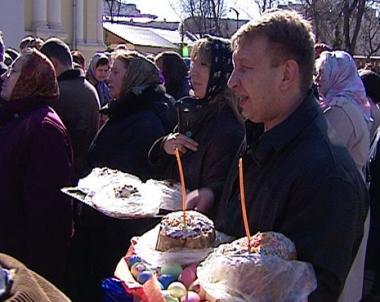 الأرثوذكس يستقبلون عيد الفصح