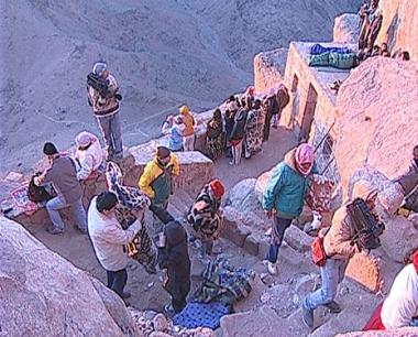استمرار جهود البحث عن سائح روسي مفقود في سيناء