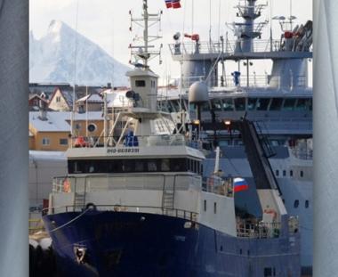بحار يلقي مصرعه عند غرق سفينة روسية قرب سواحل النرويج