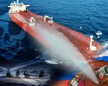قراصنة صوماليون يهاجمون سفينة روسية قرب جزيرة سقطرة