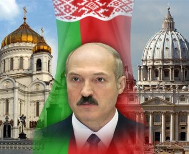 الرئيس البيلوروسي يقترح وساطته بين الفاتيكان والكنيسة الروسية
