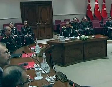 تركيا: قلق إسرائيل حيال المناورات مع سورية لا يهمنا