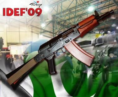 باكستان توقف عرض نماذج مزيفة للاسلحة الروسية في معرض الاسلحة الدولي