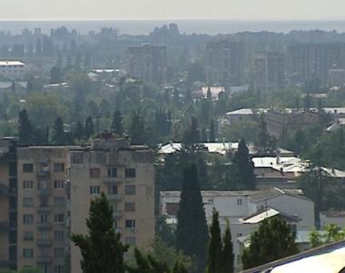 السفارة الروسية تبدأ عملها في أبخازيا