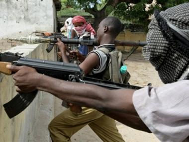حركة المجاهدين الشباب  تحكم سيطرتها على المناطق الجنوبية من مقديشو