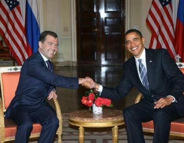 قضية الشرق الأوسط ستناقش خلال زيارة أوباما المقبلة إلى روسيا