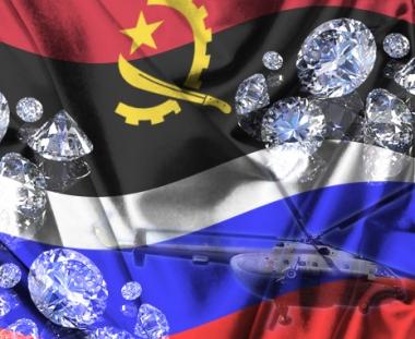 وزيرا خارجية روسيا وانغولا يبحثان مشاريع التعاون الثنائي