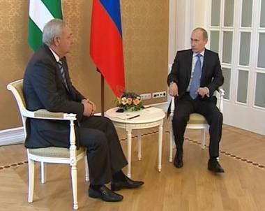 باغابش: موسكو وسوخوم ستوقعان اتفاقية إنشاء القاعدة العسكرية الروسية في أبخازيا