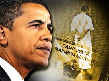 أوباما يسعى لاحتجاز بعض أسرى غوانتانامو لأجل غير مسمى