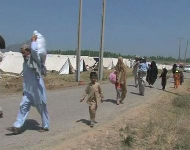 كارثة انسانية تدق ناقوسها في باكستان