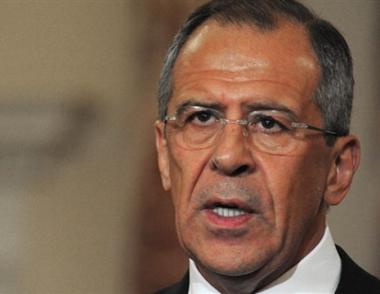 لافروف يشير إلى ضرورة إعتماد العلاقات الروسية الأمريكية في مجال الأمن على مبدأ الأمن المتساوي للطرفين
