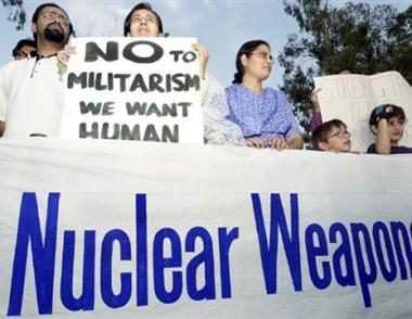 منظمة شنغهاي للتعاون تخشى من وقوع الأسلحة النووية الباكستانية في ايدي الجماعات الإرهابية