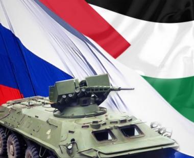 المدرعات الروسية جاهزة للارسال الى السلطة الفلسطينية