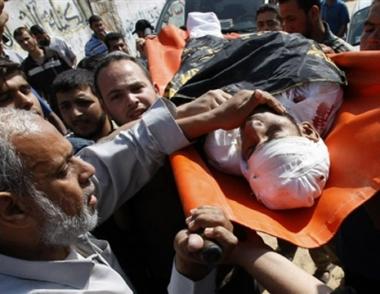 مصرع فلسطينيين برصاص الجيش الاسرائيلي في رفح