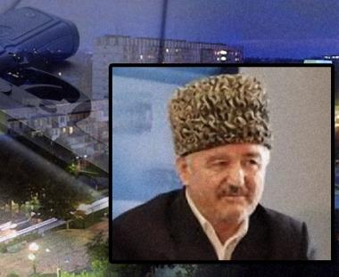 اغتيال نائب مفتي إقليم داغستان