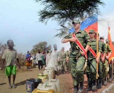 روسيا قد توسع مشاركتها في جهود حفظ السلام الدولية بأفريقيا
