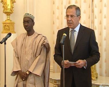 روسيا تدعم منظومة الأمن الجماعي في إفريقيا