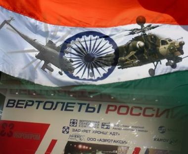 شركة روسية تنوي بيع مروحياتها الحديثة الى الهند