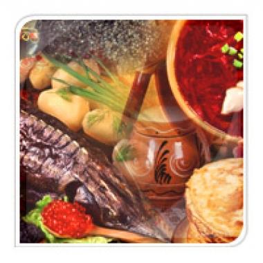 المطبخ الروسي