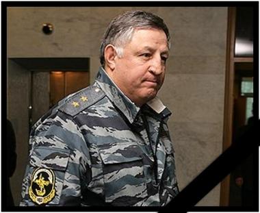 اغتيال وزير الداخلية في جمهورية داغستان الروسية