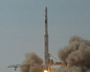 كوريا الشمالية تستعد لاطلاق صاروخ جديد